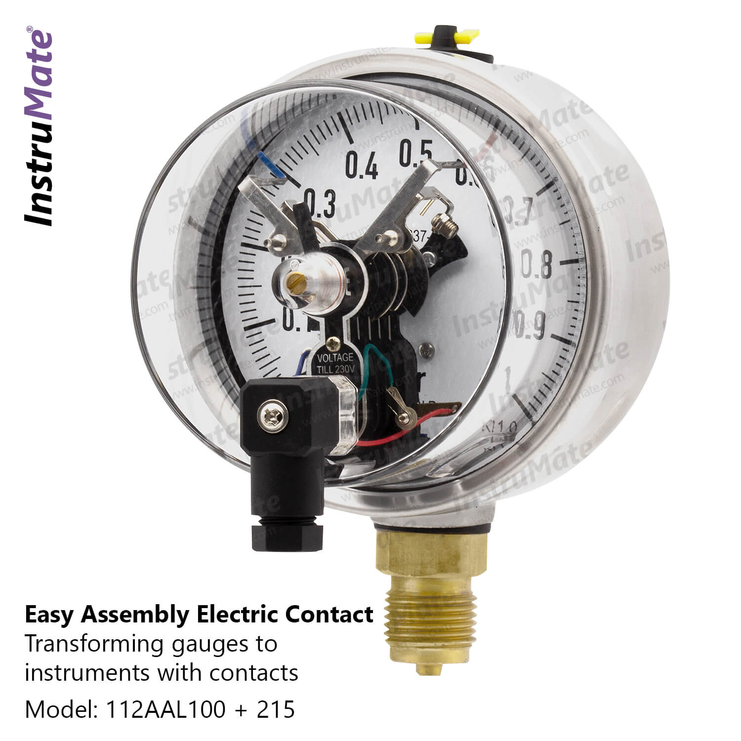 Easy Assembly Electric Contact - 215 - InstruMatea