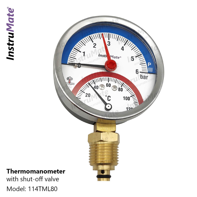 Thermomamometer - 114TM - InstruMate