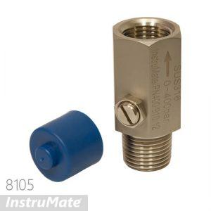 pressure gauge dampener