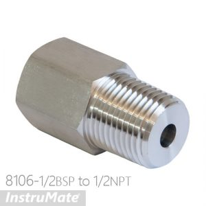 Bsp to npt adaptor