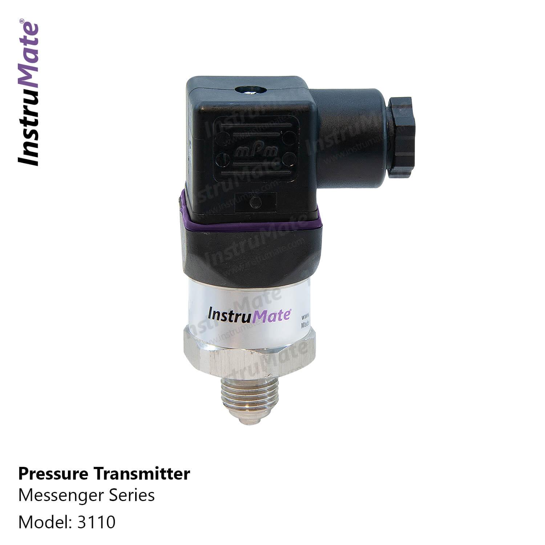 Pressure transmitter - 3110 - InstruMate