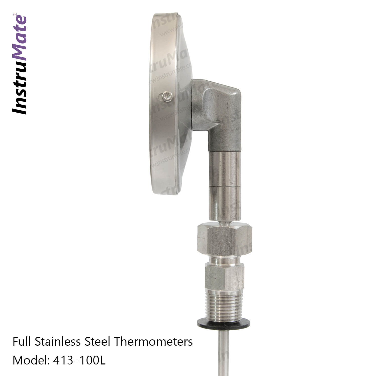 Industrial thermometer - 413 - InstruMate