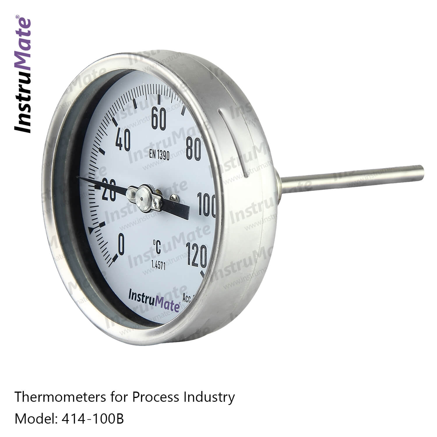 Process thermometer - 414 - InstruMate