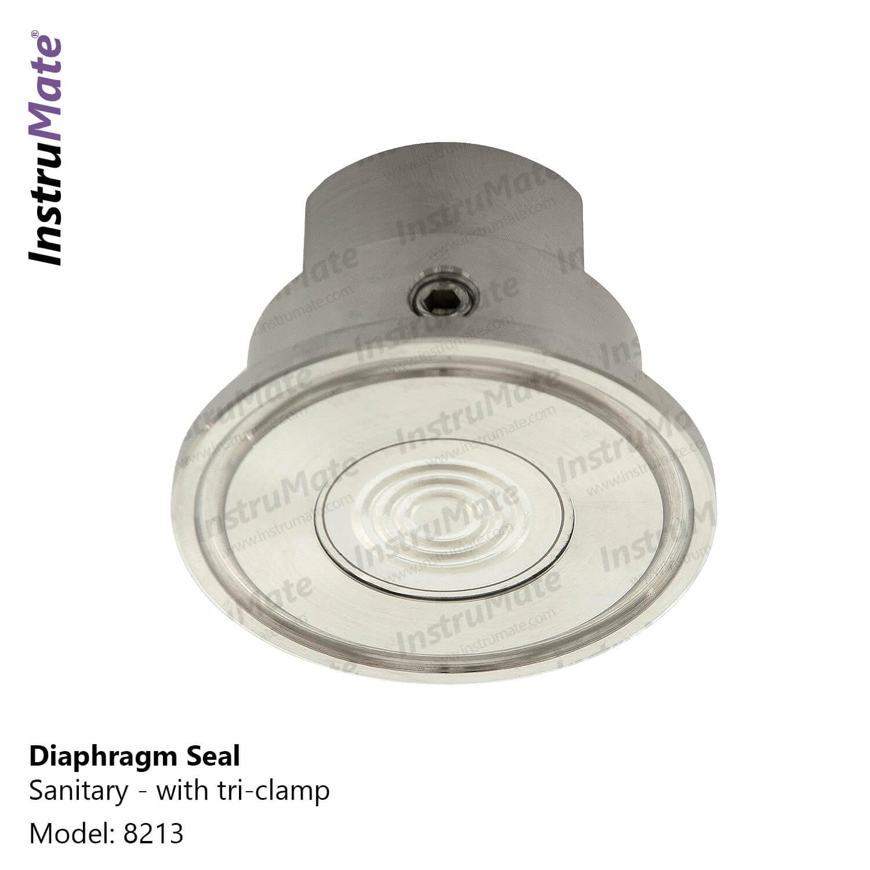 Sanitary Diaphragm Seal - 8213 - InstruMate